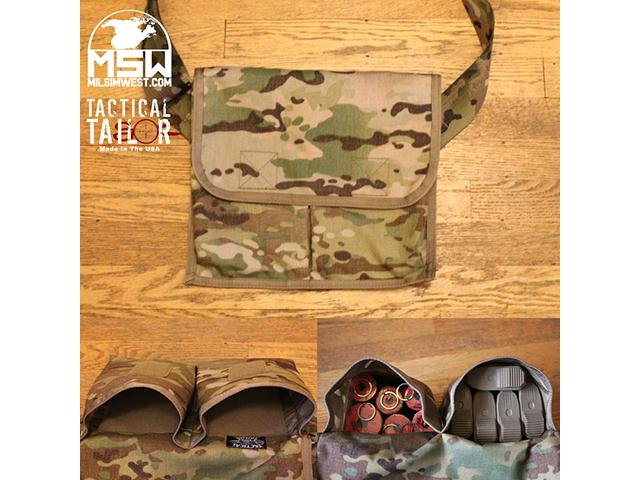 MilSim West Claymore Bag by Tactical Tailor - Ranger Green