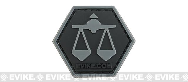 Operator Profile PVC Hex Patch Zodiac Sign Series - Libra