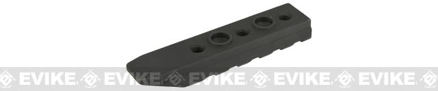 5KU 5 Slot Rail Segment for Keymod RIS Handguards - Black