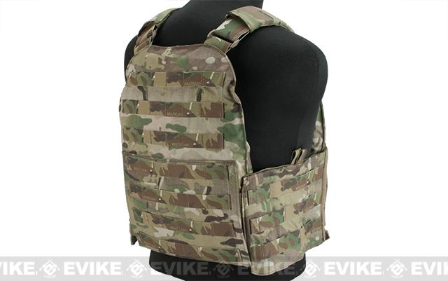 Mayflower Research and Consulting Assault Plate Carrier - Multicam  (Size: L/XL- Medium Cummerbund)