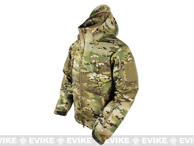 Condor Summit Tactical Softshell Jacket - Multicam - Large