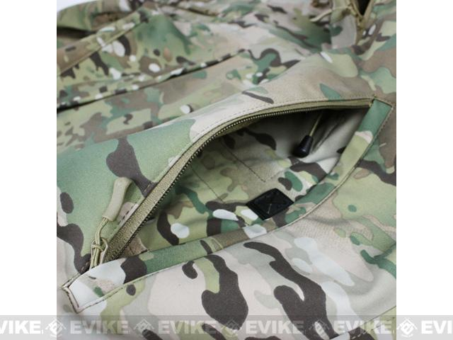 z Condor Summit Tactical Softshell Jacket - Multicam (Size: XXX-Large)