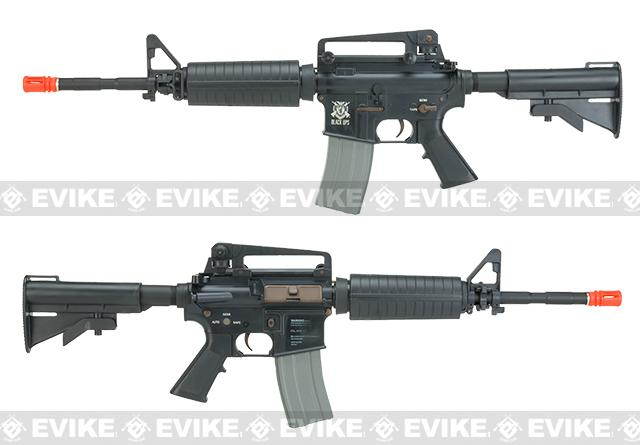Bone Yard - Ignite Black Ops Airsoft M4  Electic Blowback Airsoft AEG by Dboys (Store Display, Non-Working Or Refurbished Models)