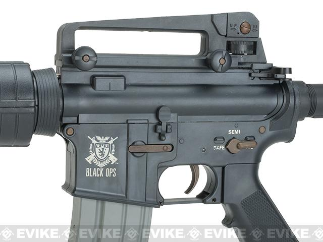 Ignite Black Ops Airsoft M4  Electic Blowback Airsoft AEG by Dboys