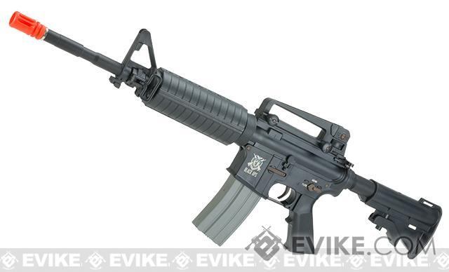 * Bone Yard - A full size M4 Airsoft AEG w/ Metal Gearbox (Store Display, Non-Working Or Refurbished Models)