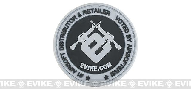Evike.com #1 Airsoft Distributor Patch - Subdued