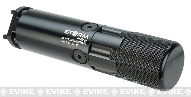 Wolverine Airsoft Storm HPA Tank Regulator - In-Grip