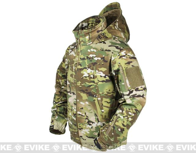 z Condor Summit Zero Lightweight Soft Shell Jacket - Multicam (Size: X-Large)