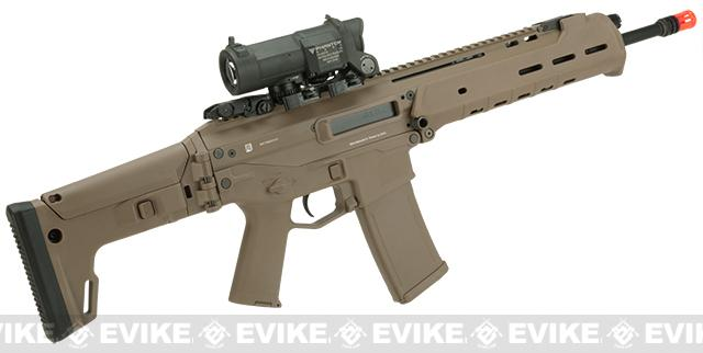 PTS Masada Airsoft GBB Rifle - Dark Earth