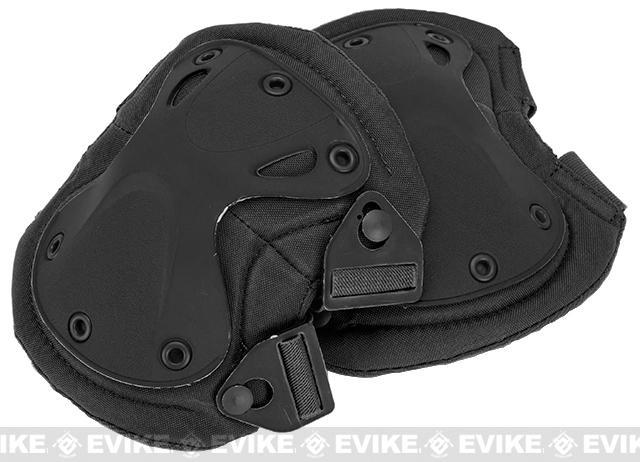 Valken Tactical Knee Pads (Color: Black)