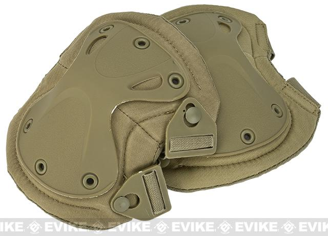 Valken Tactical Knee Pads (Color: Desert Tan)