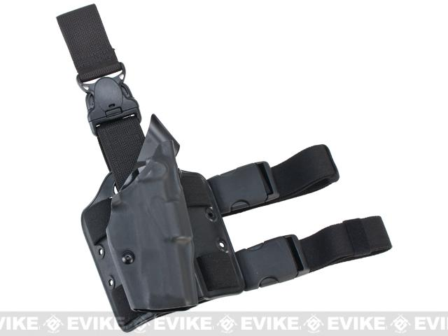z SAFARILAND ALS OMV Tactical Holster with Quick Release Strap - Smith & Wesson M&P 4.5