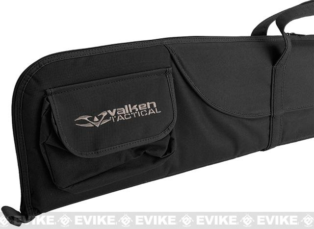 Valken 54 Reinforced Padded Ballistic Nylon Rifle Bag - OD Green