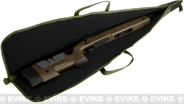 Valken 48 Reinforced Padded Ballistic Nylon Rifle Bag - Olive