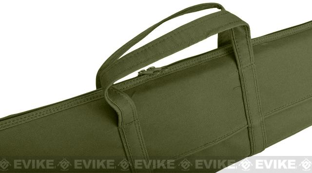 Valken 48 Reinforced Padded Ballistic Nylon Rifle Bag - Olive