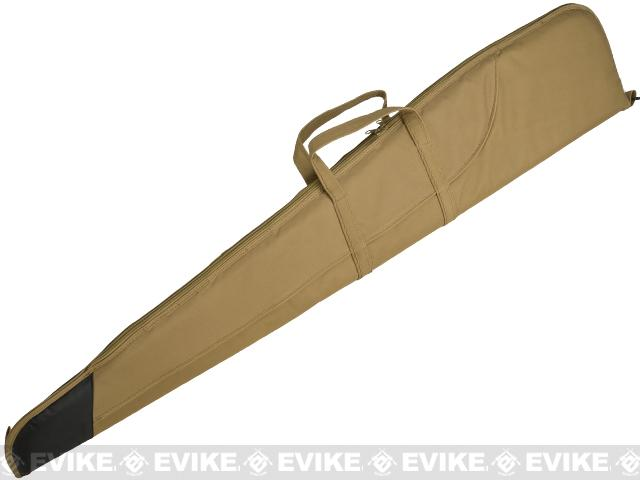 Valken 48 Reinforced Padded Ballistic Nylon Rifle Bag - Tan