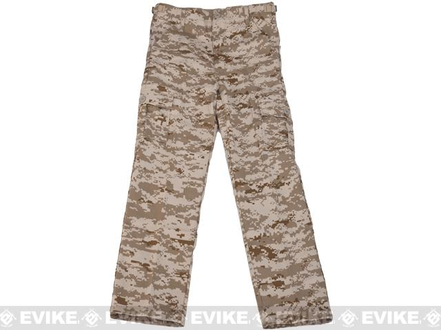 Rothco Kid's BDU Pants - Digital Desert / X-Large