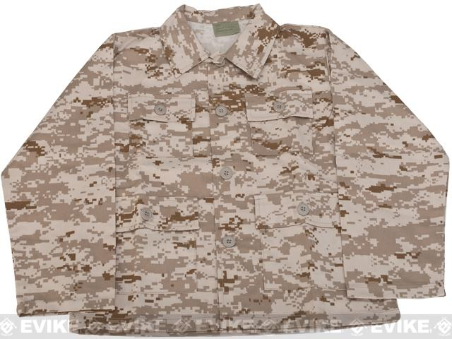 Rothco Kid's BDU Shirt - Digital Desert / Small