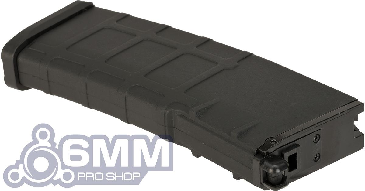 6mmProShop CO2 Magazine for KWA LM4 Series Gas Blowback Rifles (Version: 350 FPS)
