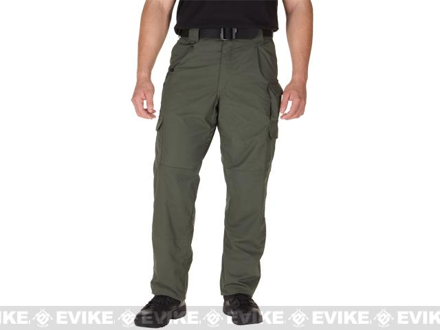 5.11 Tactical Taclite Pro Pants - TDU Green (Size: 34x32)