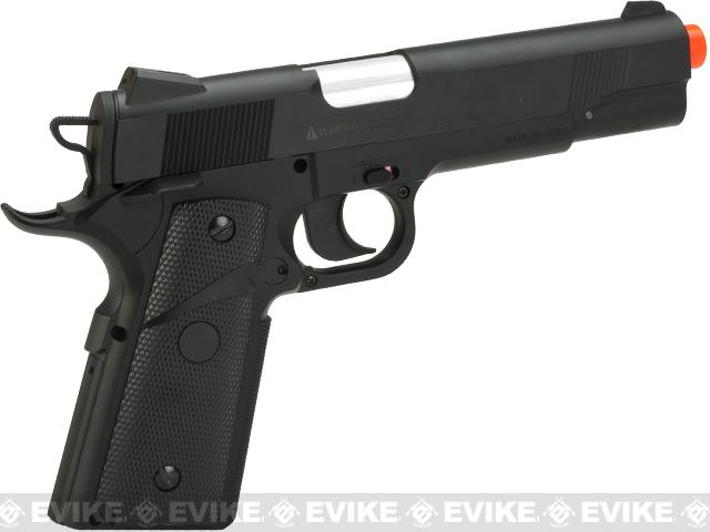 Valken V Tactical 1911 CO2 Powered Non-Blowback Airsoft Pistol