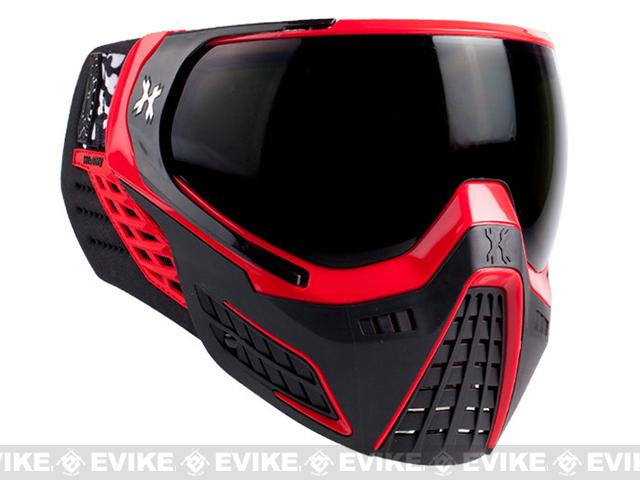 HK Army KLR Full Seal Airsoft/Paintball Mask (Color: Fire)