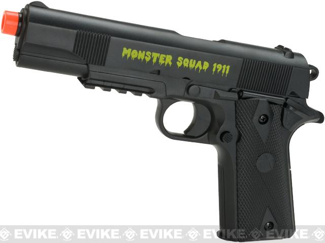 Valken Monster Squad Spring Powered 1911 Airsoft Pistol