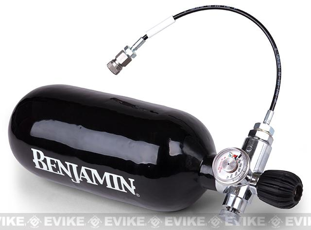 Benajamin Portable PCP Charging System - 4500 PSI Tank with 15 Line