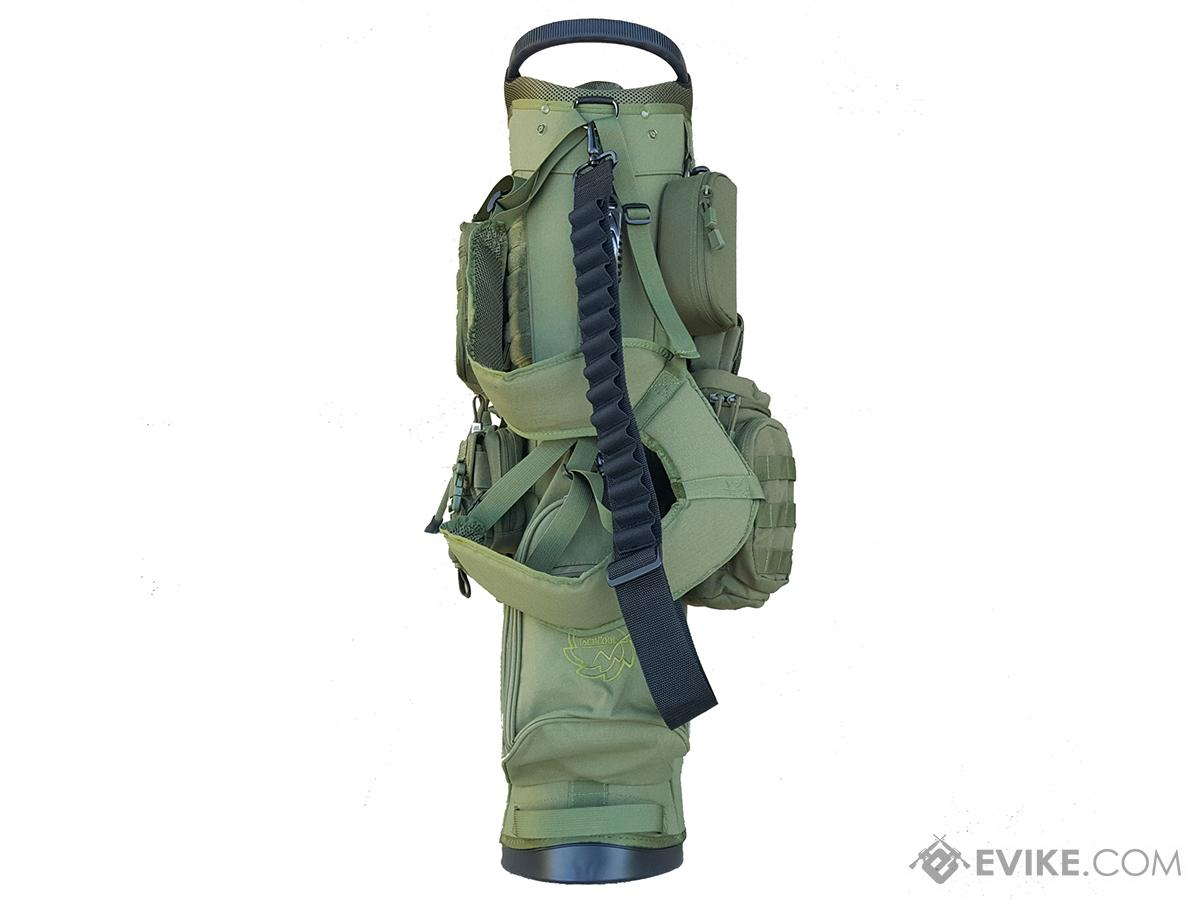 Tacticool BAMF Golf Bag - Expeditionary (Olive Drab)