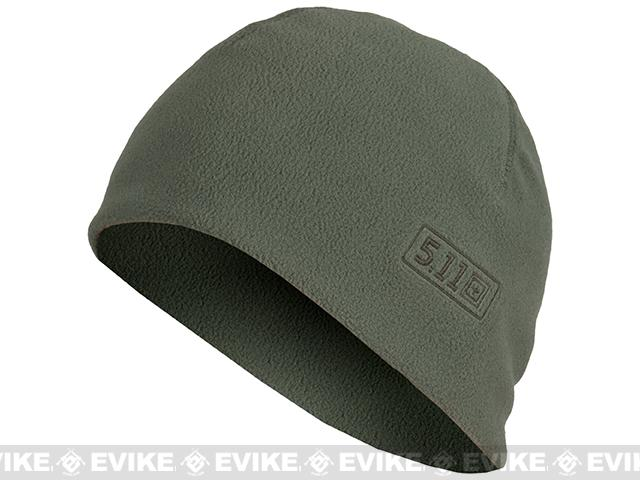 5.11 Tactical Fleece Watch Cap - OD Green (L / XL)