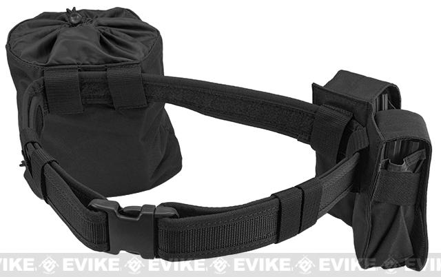 Matrix Gryffon Dragonspine Belt System - Black