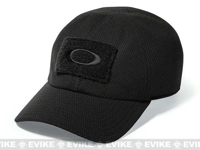 Oakley SI Ball Cap - Black (Size: S/M)
