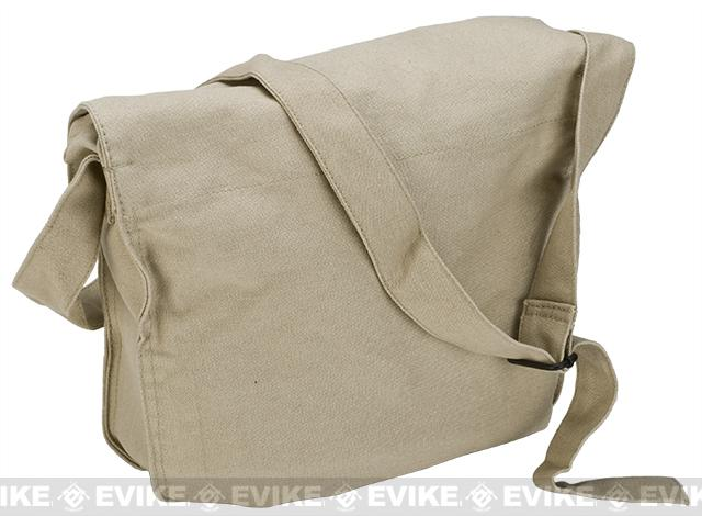 Rothco Vintage Canvas Medic Bag - Khaki (Medic Cross)