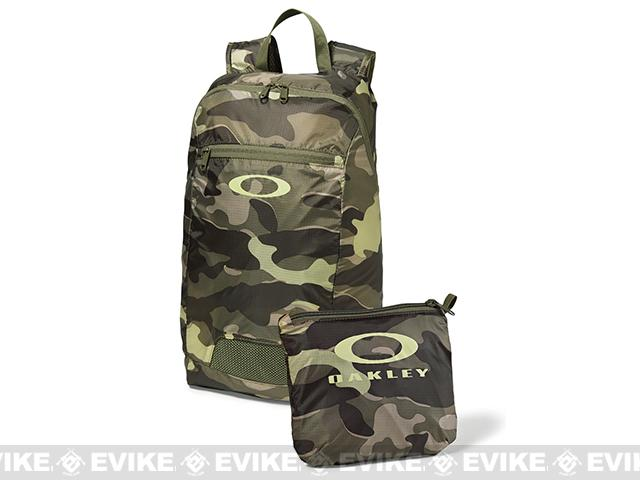 Oakley Packable Backpack - Olive Camo