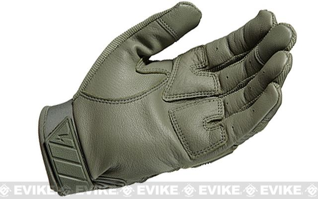 Oakley Transition Tactical Gloves (Size: Medium / Worn Olive)