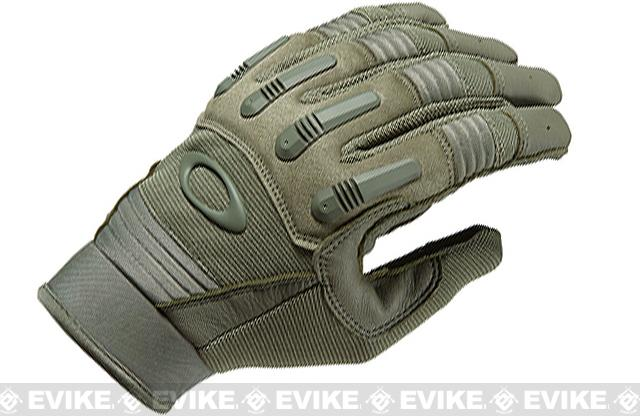 Oakley Transition Tactical Gloves (Size: X-large / Worn Olive)