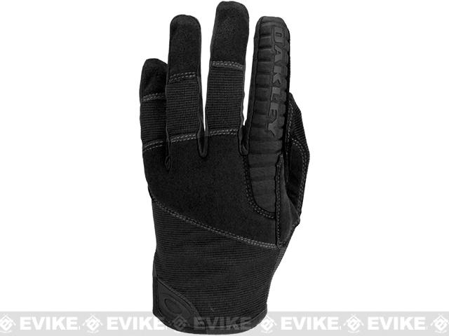 Oakley Factory Lite Tactical Glove - Jet Black (Size: Large)