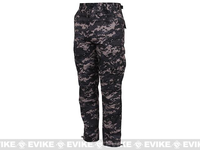 Rothco Tactical BDU Pants - Subdued Urban Digital (Size: Small)