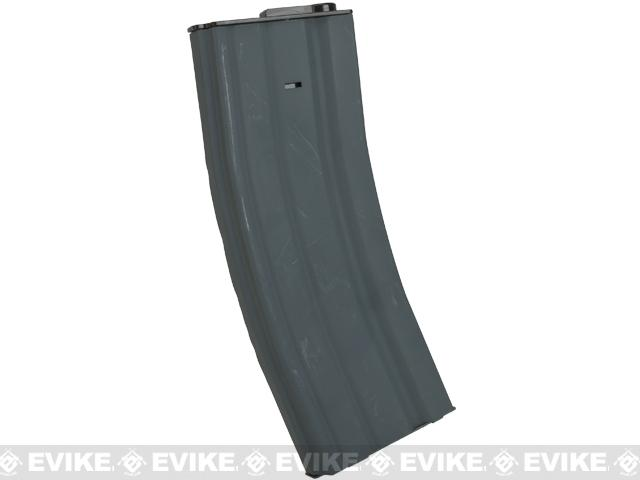 Firepower Metal 190 Round Mid-Cap M4/M16 Airsoft Magazines for AEGs - Set of 5