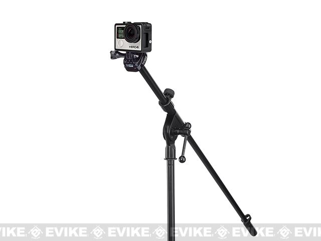 GoPro Mic Stand Adapter for Hero Cameras
