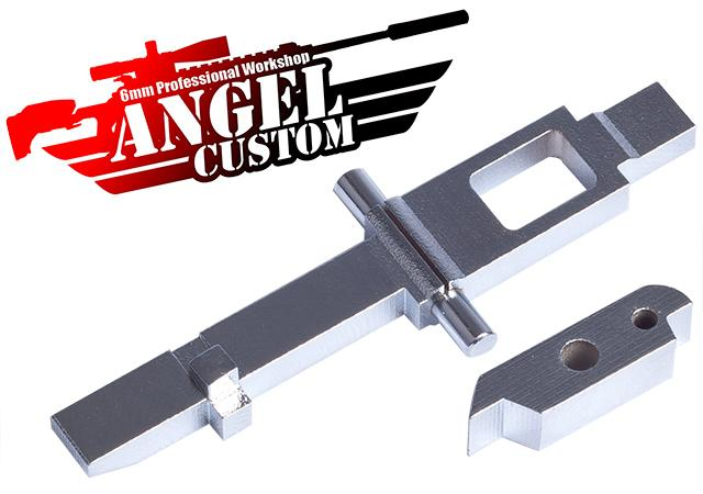 Angel Custom Advanced Steel Type96 Maruzen WELL UTG MK96 MB01 Piston & Trigger Sear Set