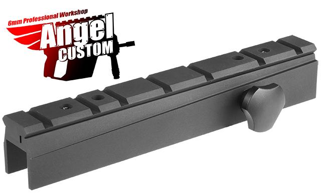 z Angel Custom CNC QD Scope Mount Base for Famas Series Airsoft AEG