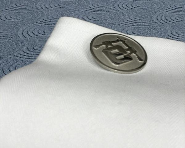 Evike.com Custom Very Tactical Metal Cuff Links (Set of 2)