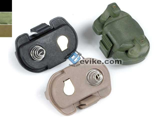 z Replacement Tail Switch End Cap for M3 / M6 Series Flashlight or Laser (for Matrix and G&P) - OD Green