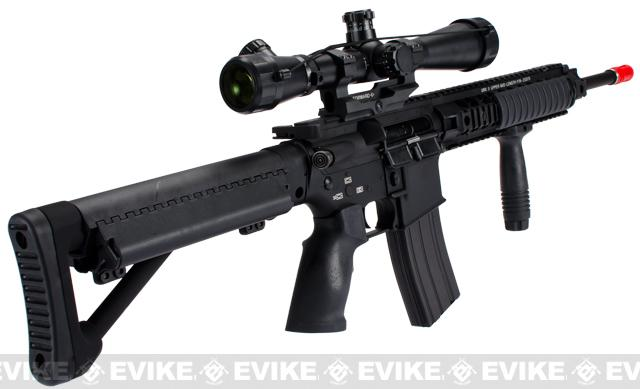 G&P Navy SEAL Airsoft AEG Rifle w/ Scope and Mount (Package: Gun Only)