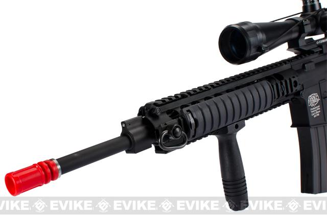 G&P Limited Edition Navy Seal Airsoft AEG Rifle w/ Scope and Mount