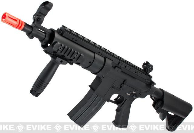 A&K Customized Full Metal SPR MOD 0 Carbine Full Size Airsoft AEG
