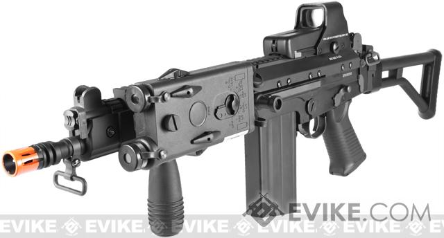Bone Yard - DSA Inc. Licensed SA-58 OSW Full Metal Airsoft AEG Rifle by ASG (Store Display, Non-Working Or Refurbished Models)