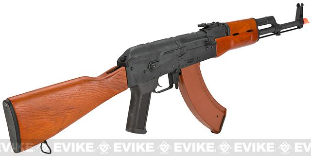 CYMA Full Metal CM036A AKM Airsoft AEG Rifle - Real Wood (Package: Gun Only)