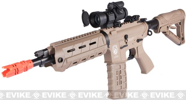 z G&G Blowback GR4 G26 Airsoft AEG Rifle - Desert Tan (Package: Gun Only)